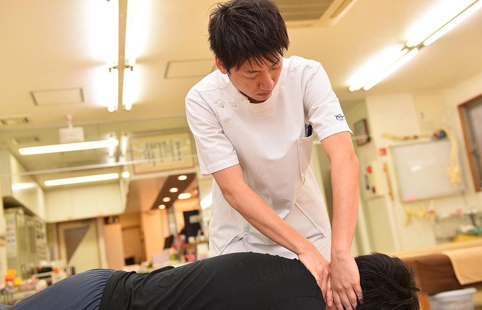 指圧・指活法・筋筋膜リリース