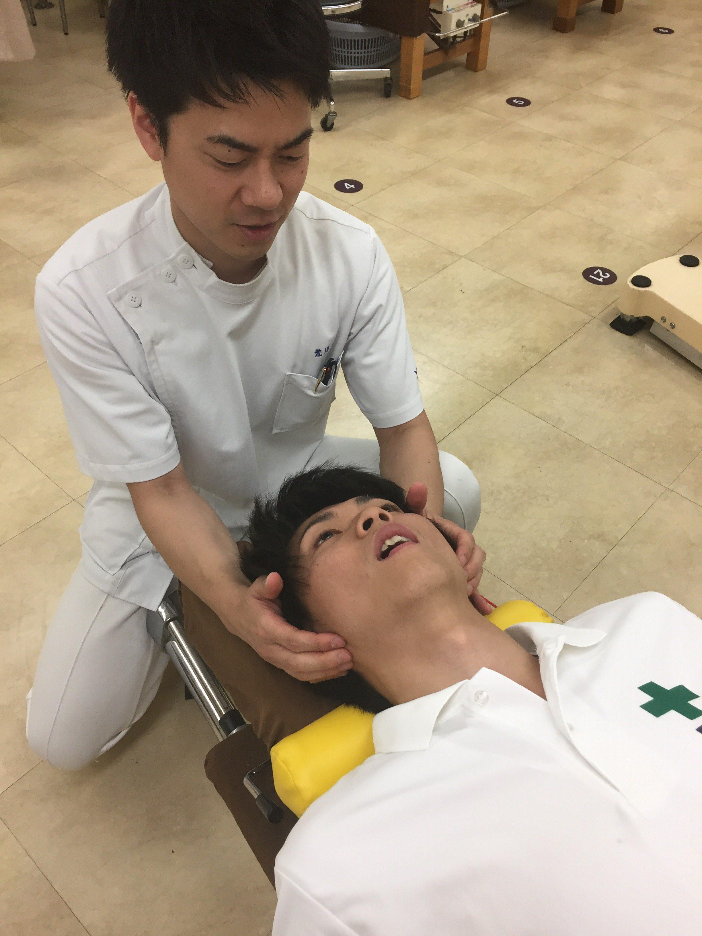顎関節症の治療例
