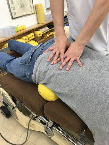 症状事例:腰部ヘルニア